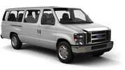 AVIS Car rental Fort Lauderdale - Port Everglades Van car - Ford Econoline