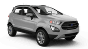 HERTZ Car rental Durban - Airport - King Shaka Suv car - Ford Ecosport