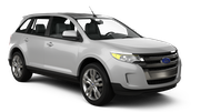 EUROPCAR Car rental Abu Dhabi - Downtown Suv car - Ford Edge
