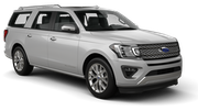 ALAMO Car rental Dubai - Intl Airport Suv car - Ford Expedition أو ما شابه