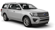 BUDGET Car rental Buffalo - Airport Suv car - Ford Expedition EL