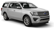 BUDGET Car rental Las Vegas - Airport Suv car - Ford Expedition EL ya da benzer araçlar