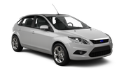 THRIFTY Car rental Newark - 180 Washington Street Compact car - Ford Focus ya da benzer araçlar