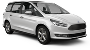 GREEN MOTION Car rental Podgorica Airport Van car - Ford Galaxy ya da benzer araçlar