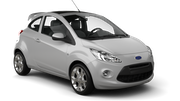 THRIFTY Car rental Vienna - Kagran Mini car - Ford Ka