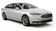 ALAMO Car rental Dubai - Al Quoz Standard car - Ford Mondeo
