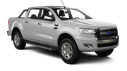 LOCALIZA Car rental Sao Paulo - Congonhas - Airport Suv car - Ford Ranger Double Cab