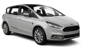 BUDGET Car rental Geneva - Airport Van car - Ford S-Max