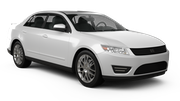 ALAMO Car rental Dubai - Intl Airport Fullsize car - Ford  Taurus أو ما شابه