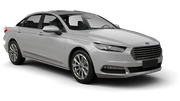 THRIFTY Car rental Miami - Beach Fullsize car - Ford Taurus