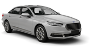 THRIFTY Car rental Newark - 180 Washington Street Fullsize car - Ford Taurus ya da benzer araçlar
