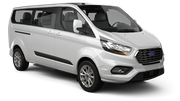 ADDCAR Car rental Casablanca - Airport Van car - Ford Tourneo Custom