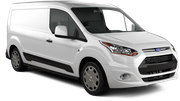 ALAMO Car rental Diamond Bar Van car - Ford Transit