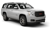 DOLLAR Car rental Tampa - Airport Suv car - GMC Yukon