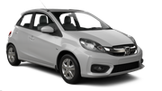 AUTORENT Car rental Dubai - Al Quoz Mini car - Honda Brio