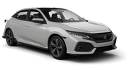 ROUTES Car rental Edmonton Compact car - Honda Civic