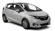 ALAMO Car rental Okinawa - Naha Airport Economy car - Honda Fit