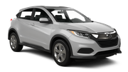 HERTZ Car rental Ras Al Khaima Suv car - Honda HR-V