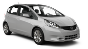 THRIFTY Car rental Netanya Compact car - Honda Jazz