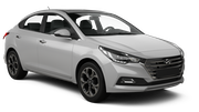 GREEN MOTION Car rental Los Angeles - Airport Economy car - Hyundai Accent หรือเทียบเท่า