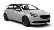 LOCALIZA Car rental Campo Grande - International Airport Standard car - Hyundai HB20S