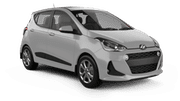 TEMPEST Car rental Durban - Airport - King Shaka Mini car - Hyundai i10