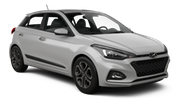 EASIRENT Car rental Dublin - Drumcondra Economy car - Hyundai i20 ya da benzer araçlar