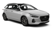 EASIRENT Car rental Dublin - Airport Standard car - Hyundai i30 Estate