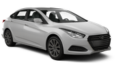 DOLLAR Car rental Sheffield Standard car - Hyundai i40