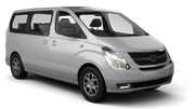 HERTZ Car rental Tel Aviv - Downtown Van car - Hyundai i800