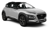 JUMBO CAR Car rental Bas Vent City Suv car - Hyundai Kona