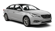 AVIS Car rental Barrie Standard car - Hyundai Sonata