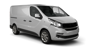 ENTERPRISE Car rental Seville - Airport Van car - Iveco Daily Cargo Van