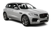 DOLLAR Car rental Stoke-on-trent Standard car - Jaguar F-Pace