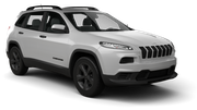BUDGET Car rental Longueuil Suv car - Jeep Cherokee