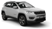 HERTZ Car rental Oak Hill Suv car - Jeep Compass