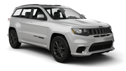 AVIS Car rental Barrie Suv car - Jeep Grand Cherokee