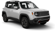 UNIRENT Car rental Geneva - Airport Suv car - Jeep Renegade