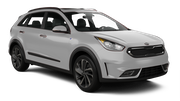 GREEN MOTION Car rental Stoke-on-trent Compact car - Kia Niro
