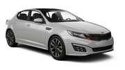 GREEN MOTION Car rental Sydney Airport - International Terminal Standard car - Kia Optima