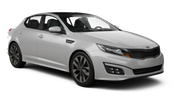 THRIFTY Car rental Newark - 180 Washington Street Standard car - Kia Optima ya da benzer araçlar