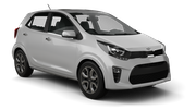 BUDGET Car rental Costa Rica - Liberia Mini car - Kia Picanto