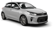 ROUTES Car rental Edmonton Compact car - Kia Rio