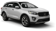 HERTZ Car rental Ouarzazate - Airport Suv car - Kia Sorento