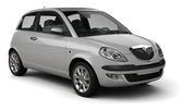 KEDDY BY EUROPCAR Car rental Saint Etienne Economy car - Lancia Ypsilon