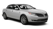 BUDGET Car rental Tampa - Airport Luxury car - Lincoln MKS
