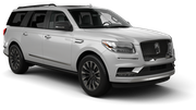 ENTERPRISE Car rental Rancho Cucamonga - 9849 Foothill Blvd, Ste F Suv car - Lincoln Navigator