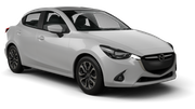 PAYLESS Car rental Larnaca - Airport Economy car - Mazda 2