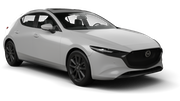 AVIS Car rental Dubai - Marina Compact car - Mazda 3