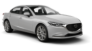 DOLLAR Car rental Dubai - Marina Standard car - Mazda 6